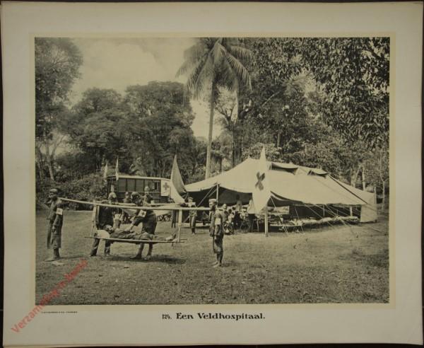 124 - Een Veldhospitaal.