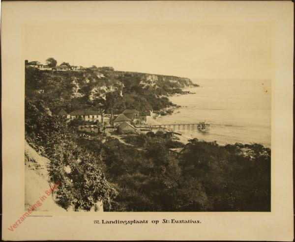152 - Landingsplaats op St. Eustatius