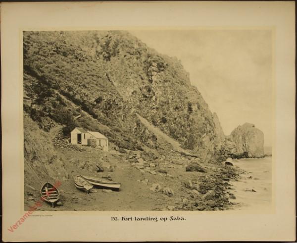 153 - Fort-landing op Saba