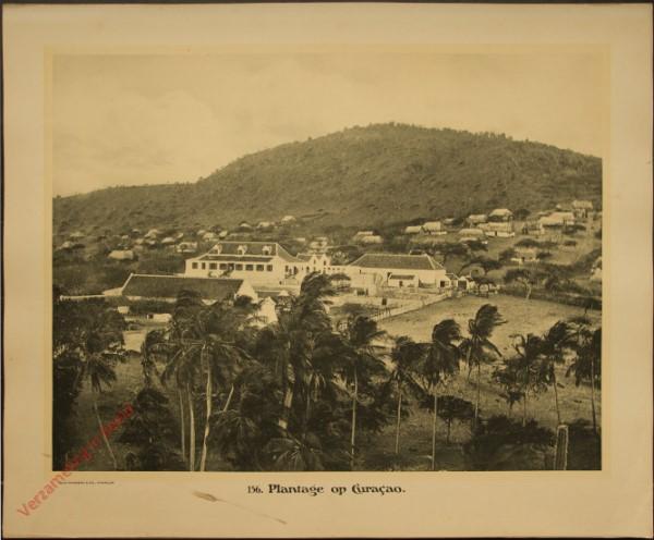 156 - Plantage op Curaçao