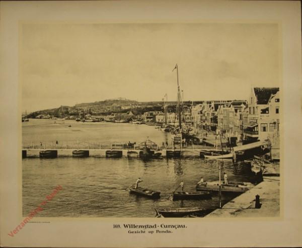 169 - Willemstad. Curaçao. Gezicht op Punda