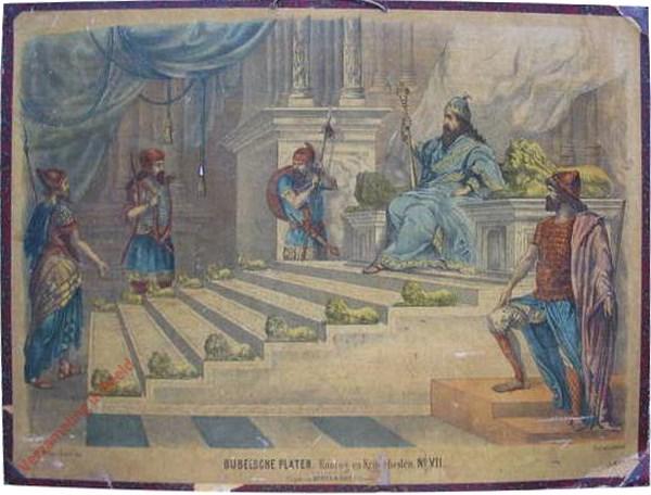 No. VII - Koning en Krijgslieden