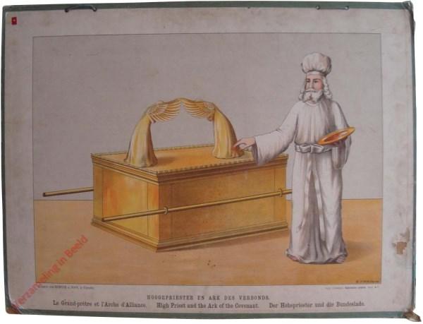 Serie A. V - Hoogepriester en Ark des verbonds
