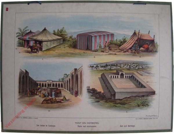 Serie B. II - Tent en herberg
