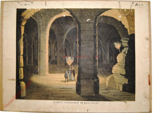 4 - In den St. Pietersberg bij Maastricht