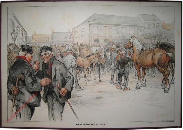 1e serie, 1 - Paardenmarkt te Oss