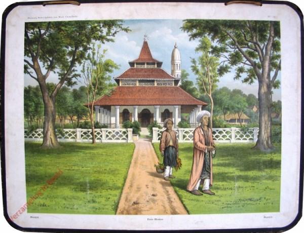 11 - Roemah orang djaja - Een wachthuis - Gerdoe