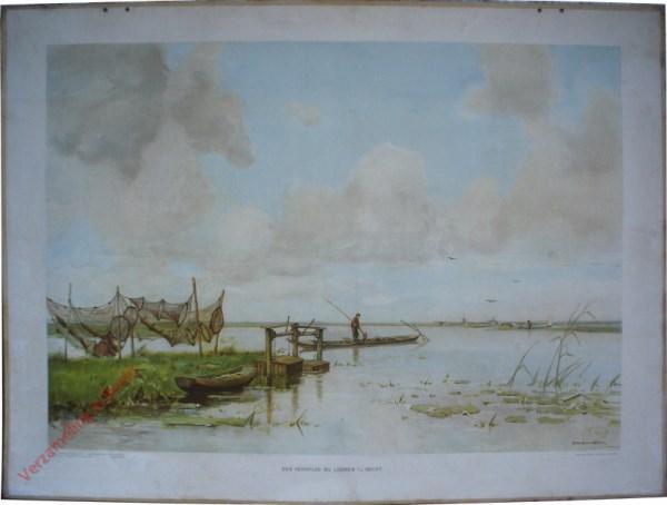 Eerste serie, IV - Een veenplas bij Loenen aan de Vecht