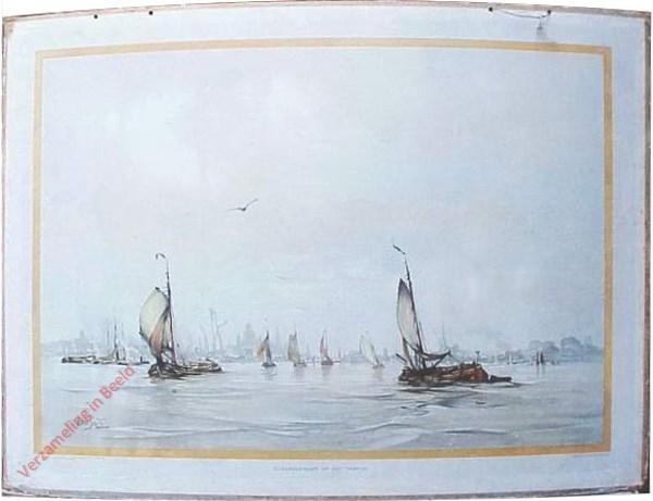 Tweede serie, VII - Zuiderzeevaart op het Pampus