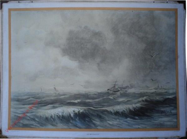 Zesde serie, XXIV - De Noordzee