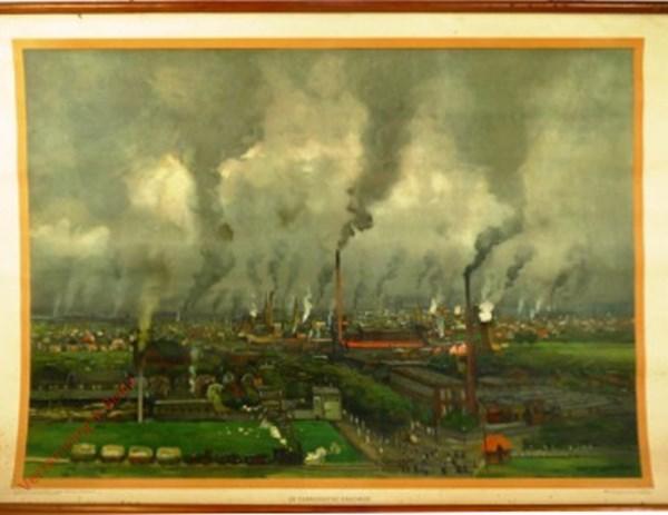 Zevende serie, XXVIII - De fabrieksstad Enschede