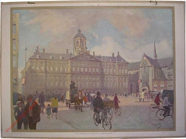 XXXV - Het Koninklijk Paleis te Amsterdam