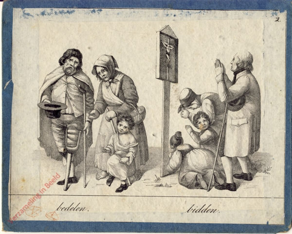 10-2 - bedelen, bidden