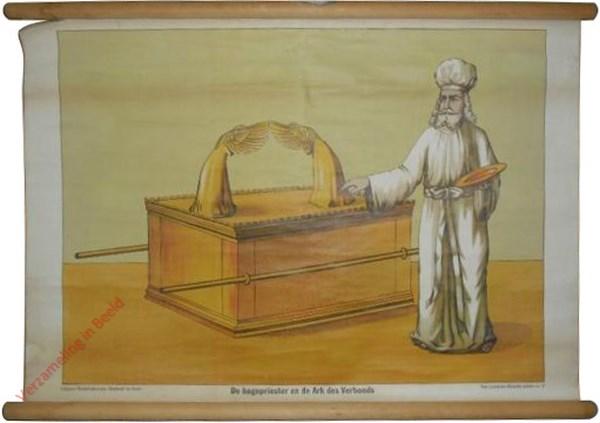 [Serie 1] nr 5 - De hogepriester en de Ark des Verbonds