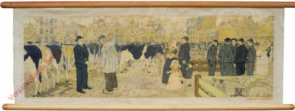 Een Hollandse veemarkt