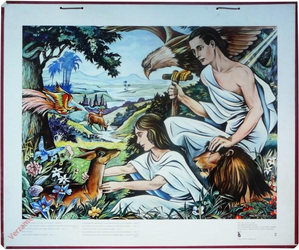 2 - Nu plantte Jahweh God een tuin in Eden