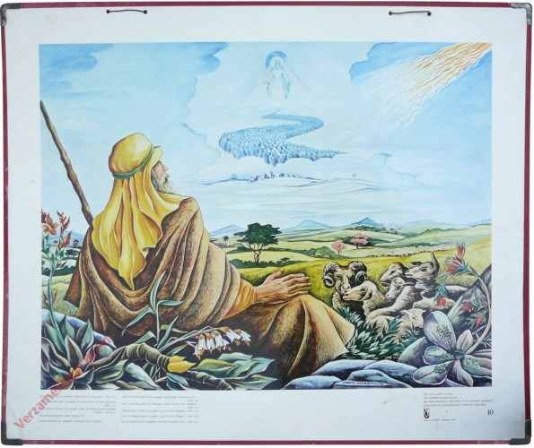 10 - Jahweh sprak tot Abram: trek weg uit uw land