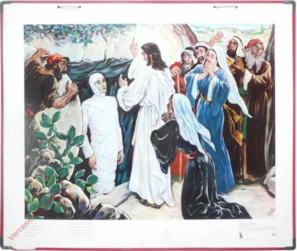 46 - Lazarus, kom uit