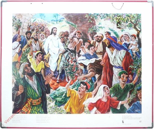 47 - Hosanna de zoon van David