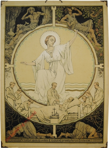 Infirmatur quis in uobis inducat presbyteros Ecclesiae