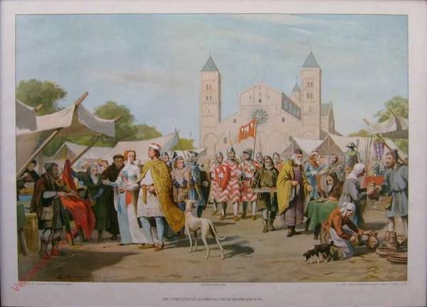 2e serie, nr3 - De Utrechtse jaarmarkt in de middeleeuwen