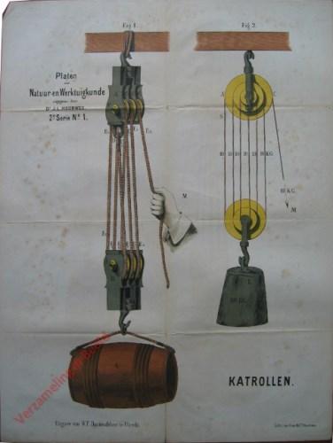 2e serie, No. 1 - Katrollen