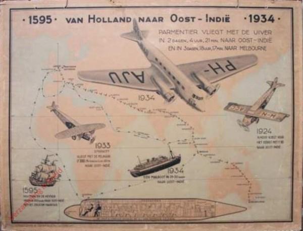 4 - van Holland naar Oost Indie, 1595-1934