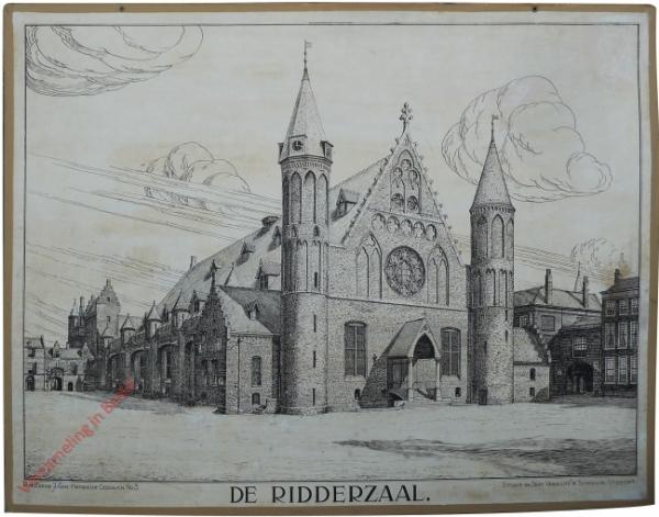 3 - De Ridderzaal