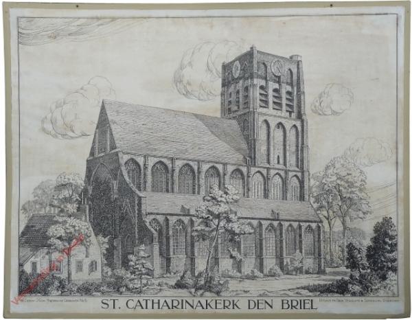 6 - St. Catharinakerk Den Briel