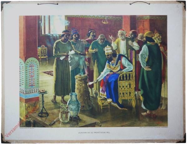1 - Jojachim en de profetische rol