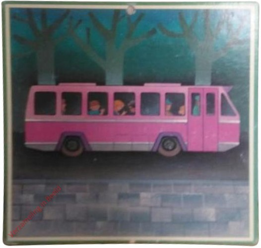 De dierentuin - bus