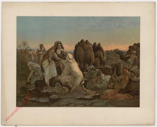 6 - Rebekka am Brunnen