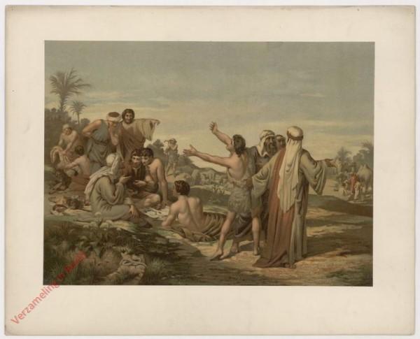 7 - Josef wird v. s. Brüdern verkauft