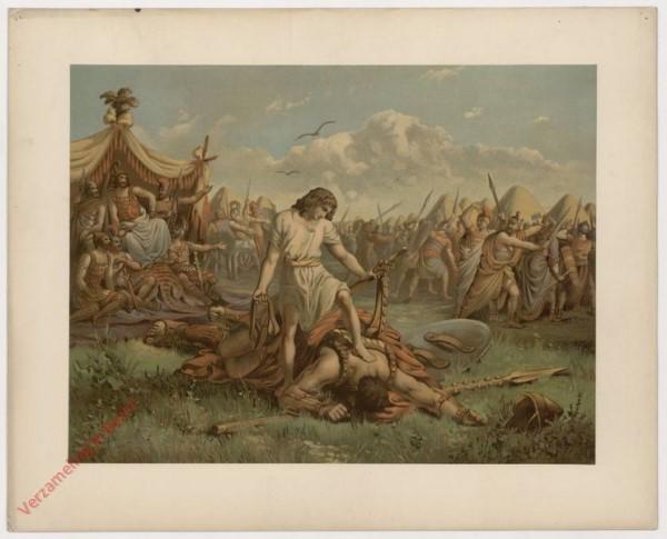 16 - David und Goliath