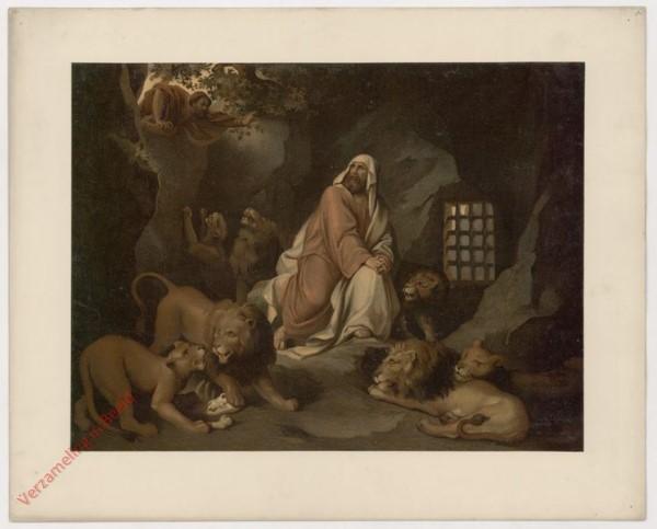 18 - Daniel in der Löwengrube