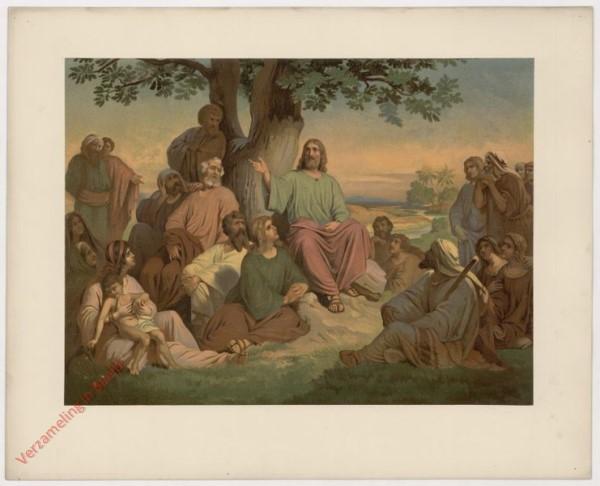 23 - Jesus als Lehrer (Bergpredigt)