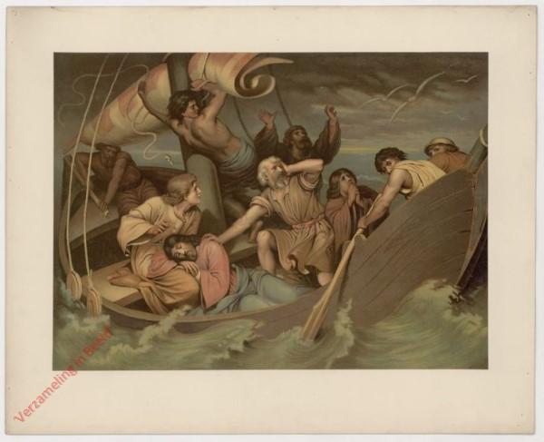 25 - Christus im Sturm auf dem Meere