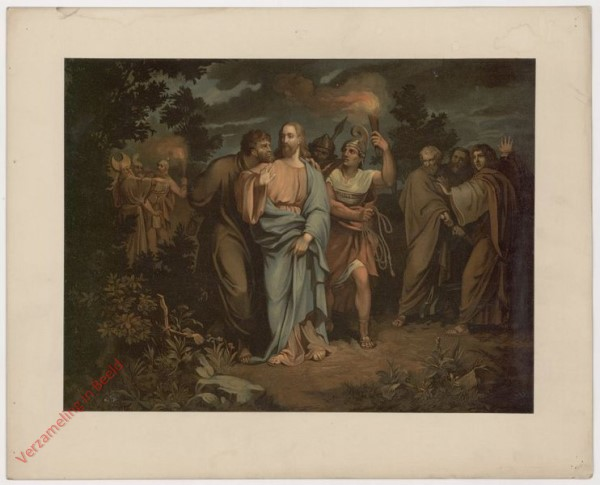 26 - Jesus am Ölberge (Judaskysset)