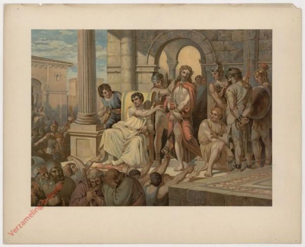 27 - Jesus vor Pilatus