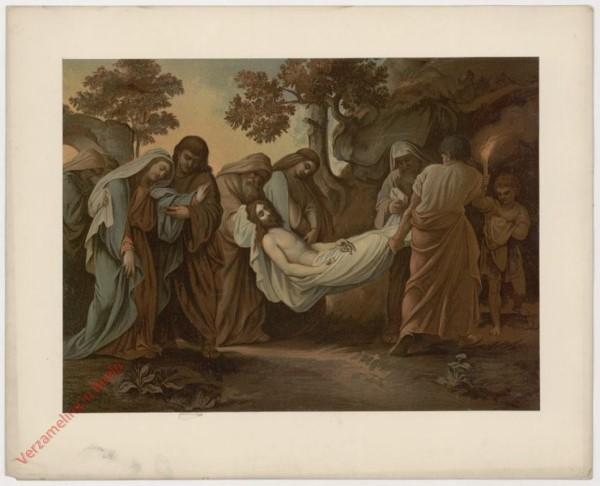 29 - Grablegung Christi