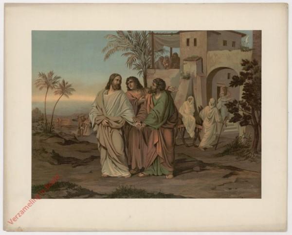 31 - Jesus und die Jünger in Emaus