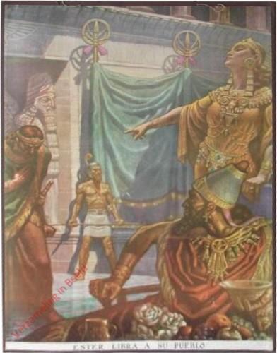 Ester libra a su pueblo