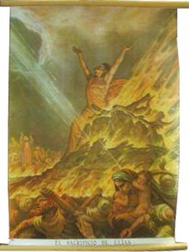 El sacrificio de Elias