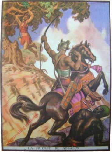 La muerte de Absalom