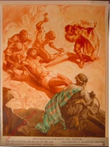 Crucifixion y muerte del Señor