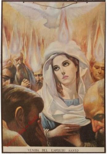 Venida del Espiritu Santo