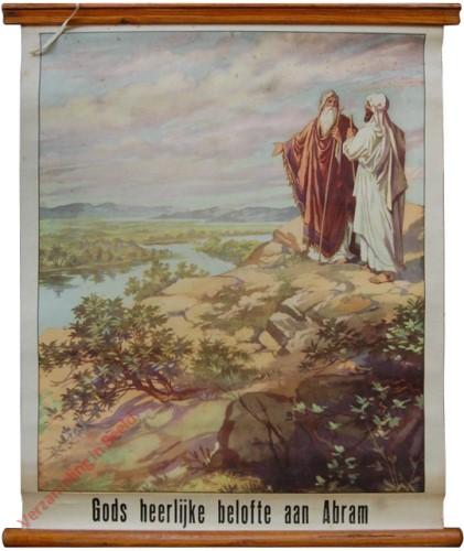 4 - Gods heerlijke beliofte aan Abraham