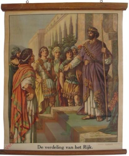 9 - De verdeling van het rijk [Baert]