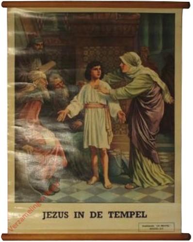18 - Jezus in de tempel
