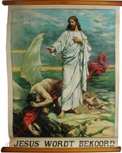 21 - Jezus wordt bekoord